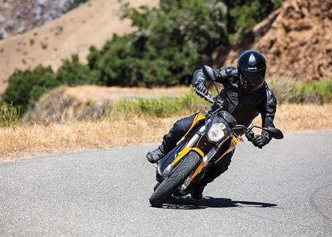 2017 Zero Motorcycles S ZF13.0 in Costa Mesa, California