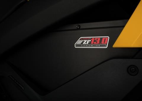 2017 Zero Motorcycles S ZF13.0 + Power Tank in Sarasota, Florida