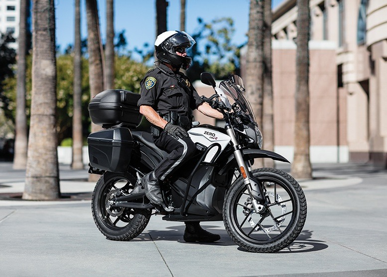 2018 Zero Motorcycles DSRP NA ZF14.4 Power Tank in Tampa, Florida