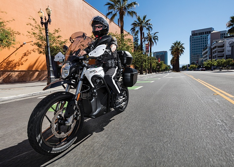 2018 Zero Motorcycles DSRP NA ZF14.4 Power Tank in Costa Mesa, California