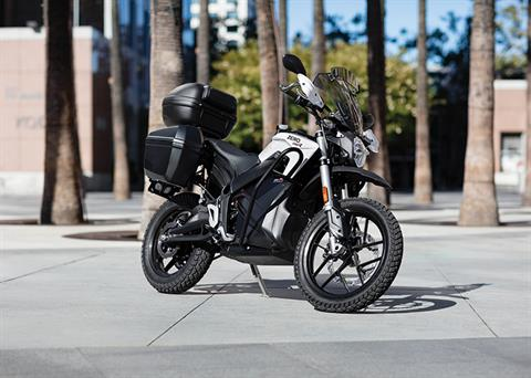 2018 Zero Motorcycles DSRP NA ZF14.4 Power Tank in Enfield, Connecticut