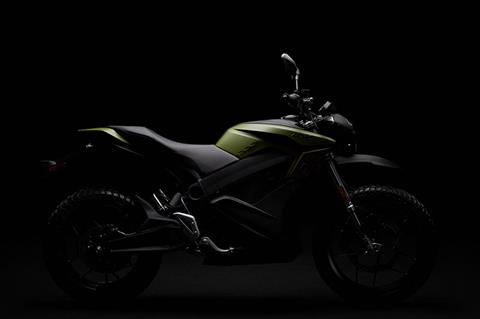 2018 Zero Motorcycles DSR ZF14.4 + Charge Tank in Eureka, California