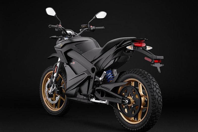 2018 Zero Motorcycles DSR ZF14.4 + Charge Tank in Olathe, Kansas