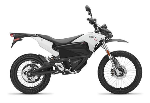 2018 Zero Motorcycles FX Integrated ZF7.2 in Tulsa, Oklahoma