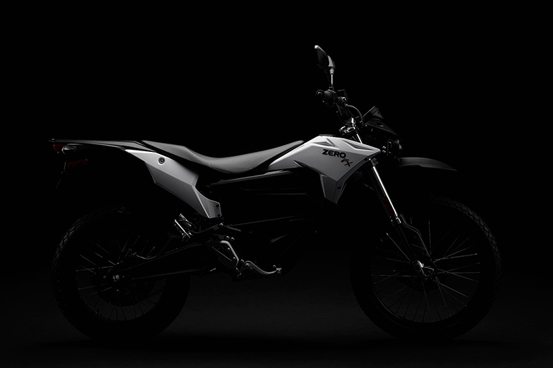 2018 Zero Motorcycles FX ZF7.2 Integrated in Greenville, South Carolina