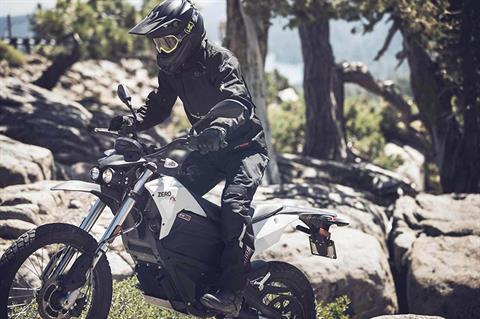 2018 Zero Motorcycles FX Integrated ZF7.2 in Enfield, Connecticut