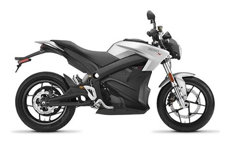 2018 Zero Motorcycles S ZF7.2 + Charge Tank in Fond Du Lac, Wisconsin