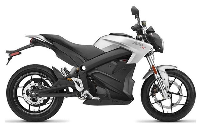 2018 Zero Motorcycles S ZF7.2 + Charge Tank in Allen, Texas