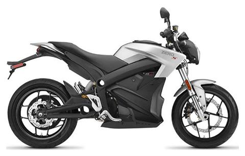2018 Zero Motorcycles S ZF7.2 + Charge Tank in Tampa, Florida