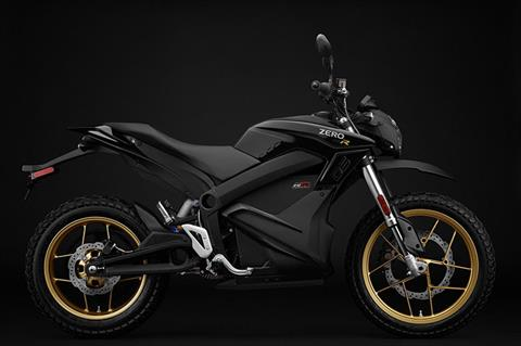 2018 Zero Motorcycles DSR ZF14.4 + Power Tank in Eureka, California