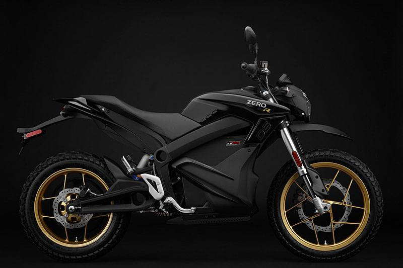 2018 Zero Motorcycles DSR ZF14.4 + Power Tank in Enfield, Connecticut