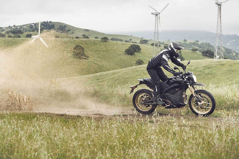2018 Zero Motorcycles DSR ZF14.4 + Power Tank in Costa Mesa, California