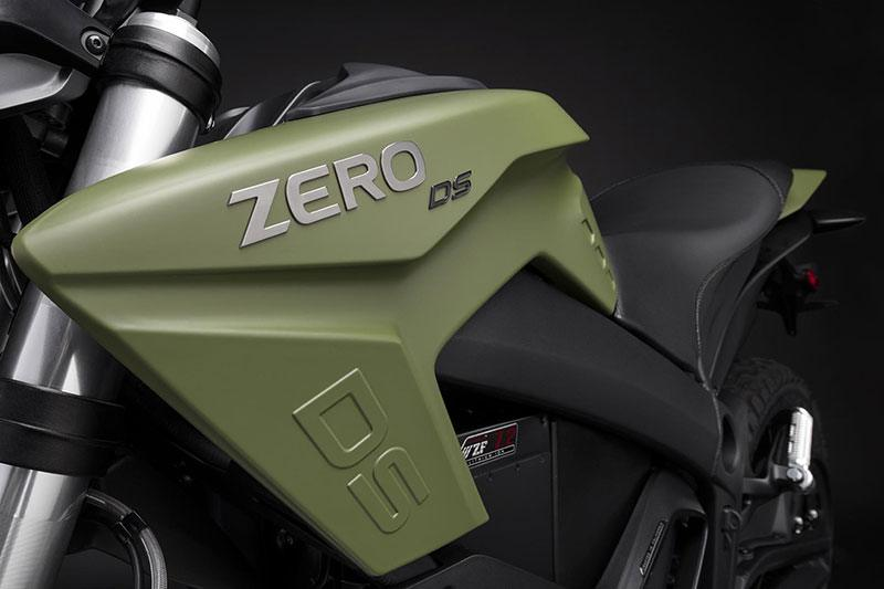 2018 Zero Motorcycles DS ZF13.0 + Power Tank in Enfield, Connecticut