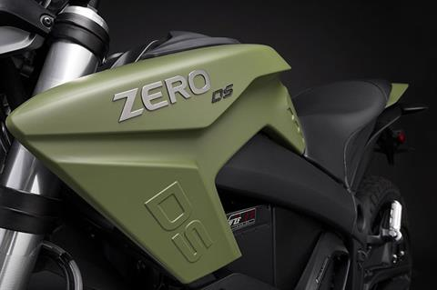 2018 Zero Motorcycles DS ZF13.0 + Power Tank in Greensboro, North Carolina
