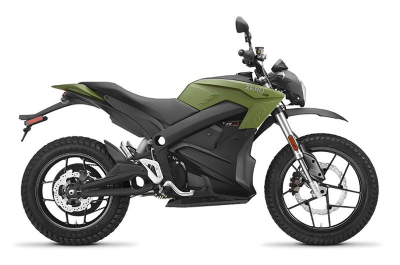 2018 Zero Motorcycles DS ZF7.2 + Charge Tank in Tulsa, Oklahoma