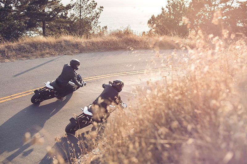 2018 Zero Motorcycles SR ZF14.4 in Costa Mesa, California