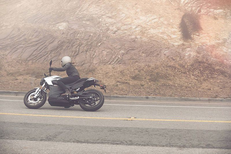2018 Zero Motorcycles SR ZF14.4 + Charge Tank in Costa Mesa, California