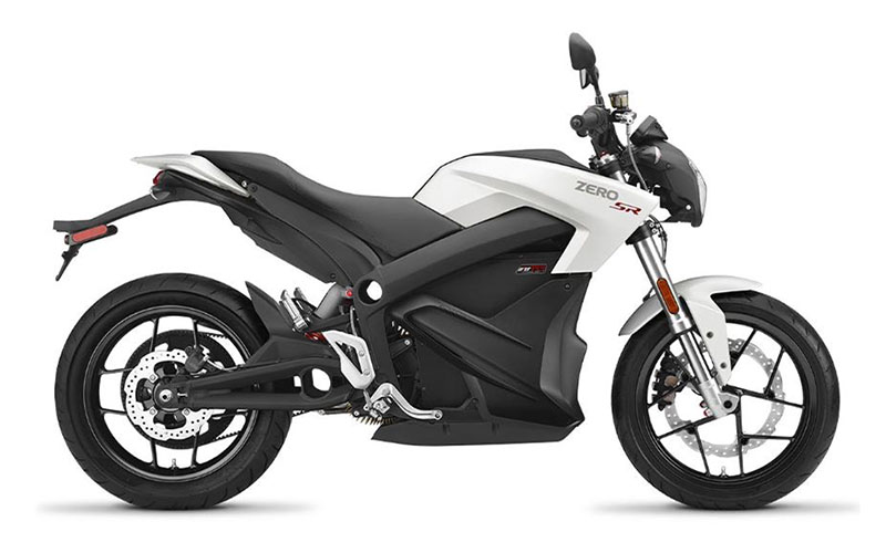 2018 Zero Motorcycles SR ZF14.4 + Charge Tank in Sarasota, Florida