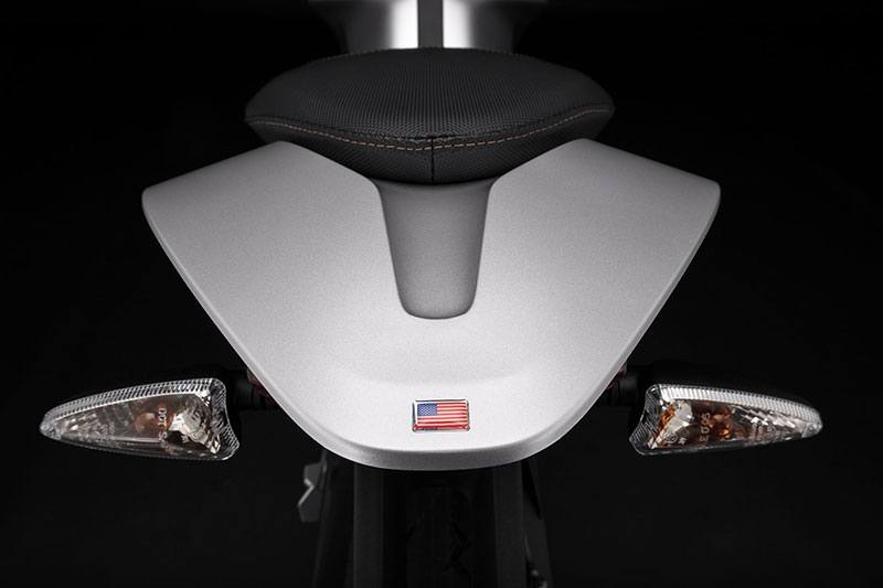 2018 Zero Motorcycles SR ZF14.4 + Power Tank in Tampa, Florida