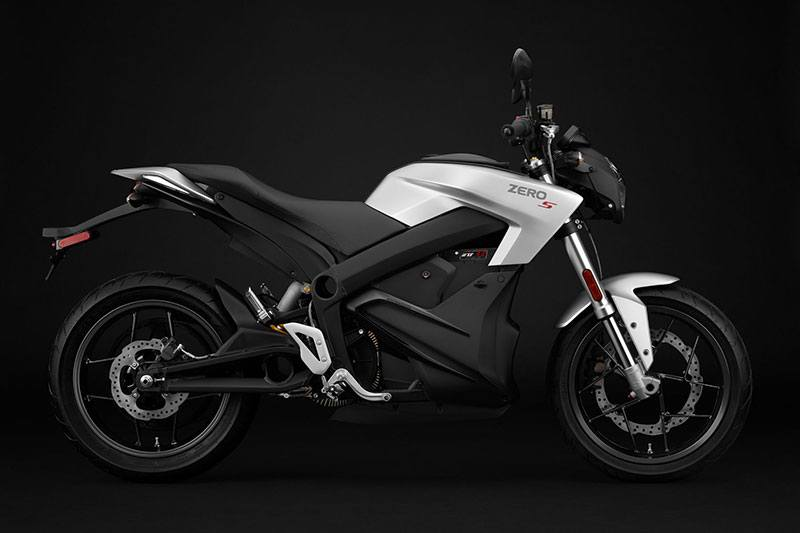2018 Zero Motorcycles S ZF13.0 in Costa Mesa, California