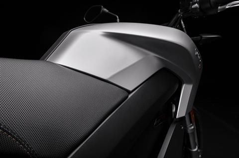 2018 Zero Motorcycles S ZF13.0 + Power Tank in Enfield, Connecticut