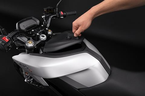 2018 Zero Motorcycles S ZF13.0 + Power Tank in Allen, Texas