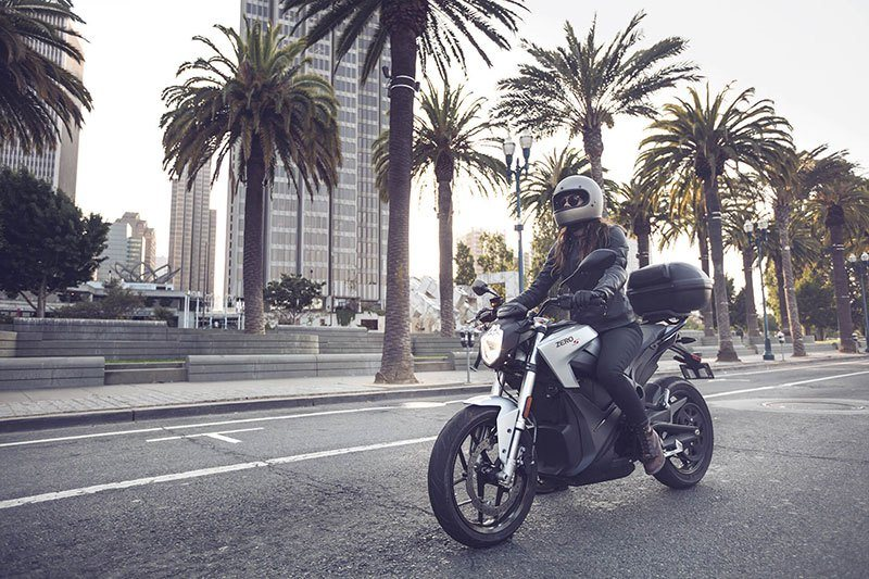 2018 Zero Motorcycles S ZF13.0 + Power Tank in Costa Mesa, California