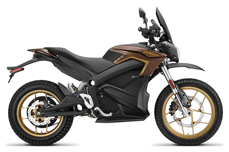 2019 Zero Motorcycles DSR ZF14.4 in San Francisco, California