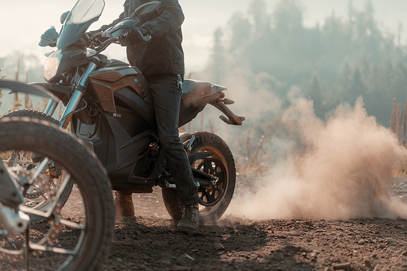 2019 Zero Motorcycles DSR ZF14.4 in Eureka, California