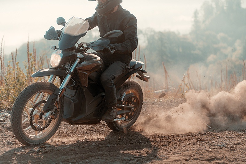 2019 Zero Motorcycles DSR ZF14.4 in San Francisco, California - Photo 8