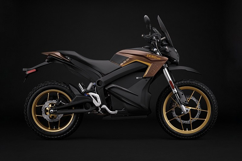 2019 Zero Motorcycles DSR ZF14.4 + Charge Tank in Greenville, South Carolina