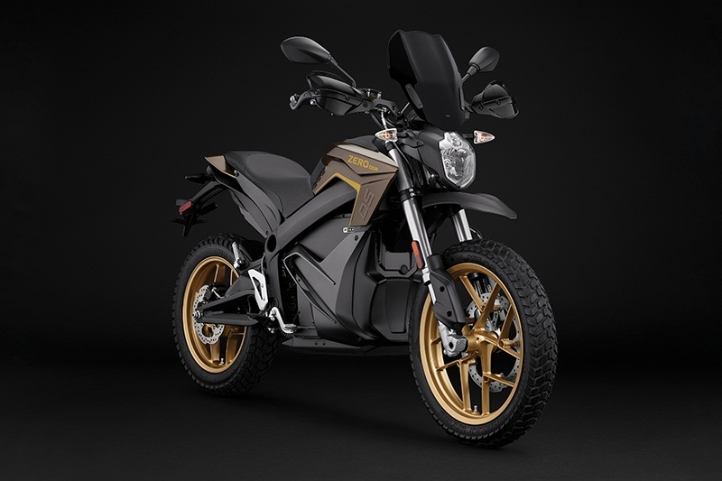 2019 Zero Motorcycles DSR ZF14.4 + Charge Tank in San Francisco, California