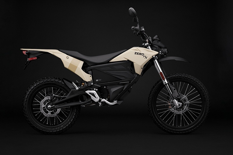2019 Zero Motorcycles FX ZF7.2 Integrated in Costa Mesa, California - Photo 2