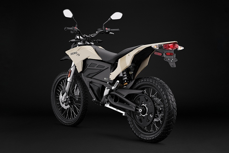 2019 Zero Motorcycles FX ZF7.2 Integrated in Costa Mesa, California - Photo 3