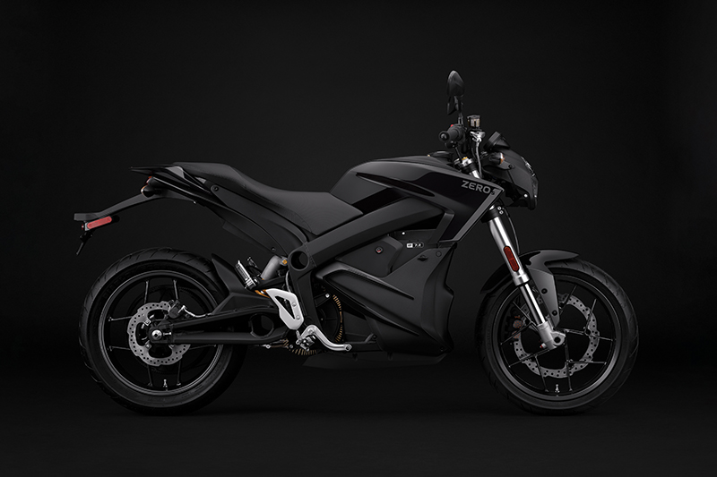 2019 Zero Motorcycles S ZF7.2 + Charge Tank in Greenville, South Carolina