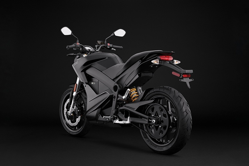 2019 Zero Motorcycles S ZF7.2 + Charge Tank in Tampa, Florida