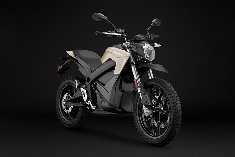 2019 Zero Motorcycles DS ZF14.4 + Charge Tank in Greenville, South Carolina - Photo 4
