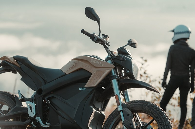 2019 Zero Motorcycles DS ZF14.4 + Charge Tank in Dayton, Ohio - Photo 8