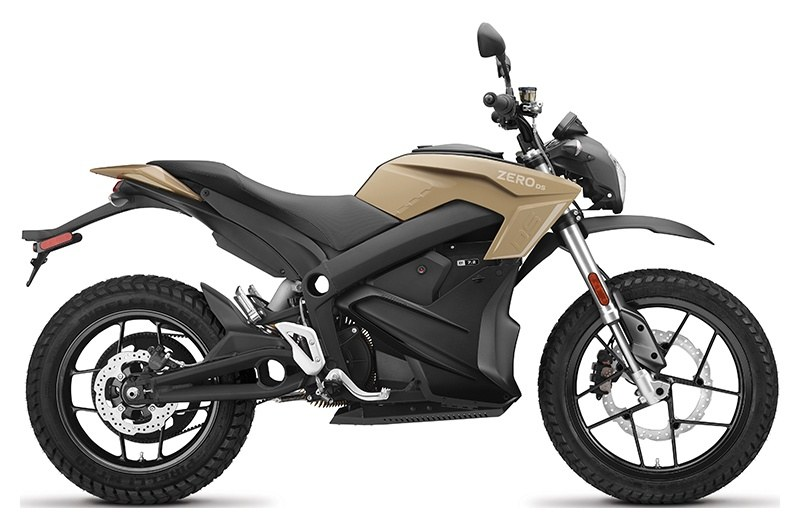 2019 Zero Motorcycles DS ZF7.2 + Charge Tank in Tampa, Florida - Photo 1