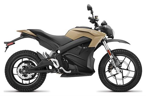 2019 Zero Motorcycles DS ZF7.2 + Charge Tank in Allen, Texas