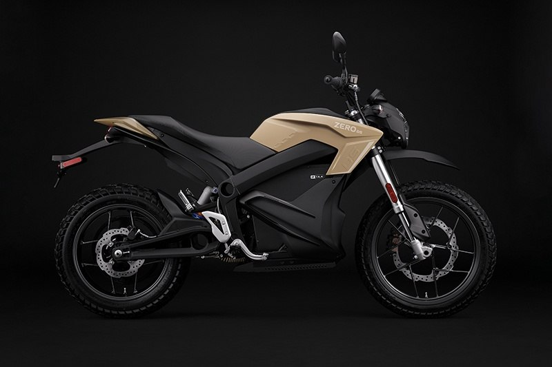 2019 Zero Motorcycles DS ZF7.2 + Charge Tank in Tampa, Florida