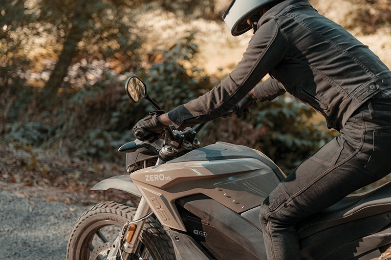 2019 Zero Motorcycles DS ZF7.2 + Charge Tank in Greenville, South Carolina