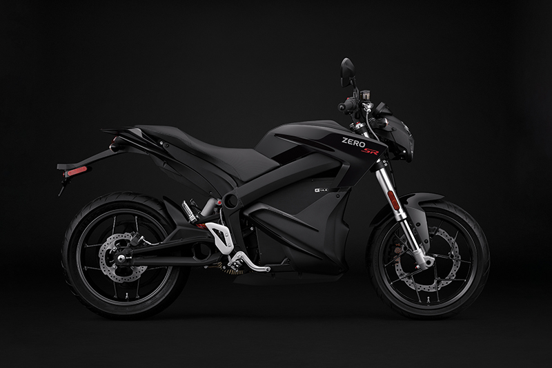 2019 Zero Motorcycles SR ZF14.4 + Charge Tank in Greenville, South Carolina - Photo 2