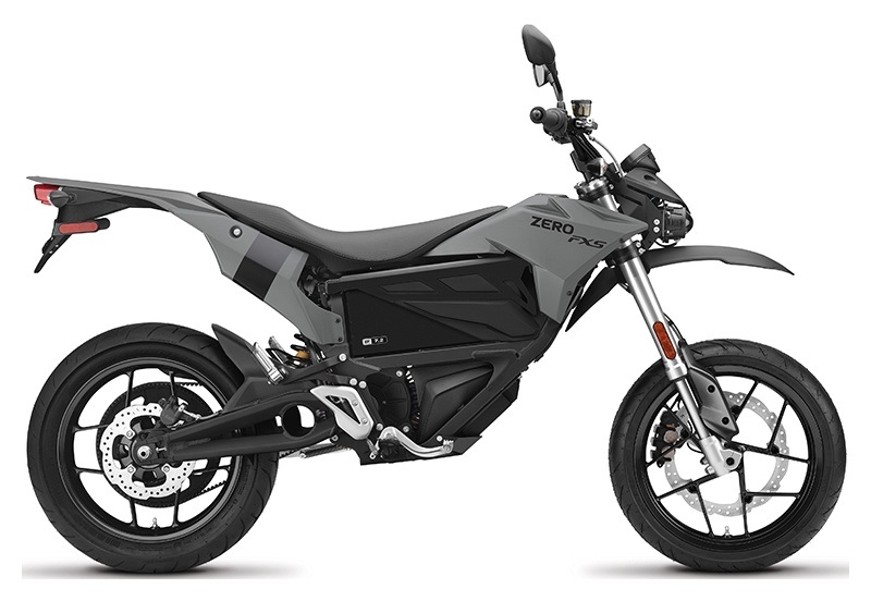2019 Zero Motorcycles FXS ZF3.6 Modular in Muskego, Wisconsin - Photo 1