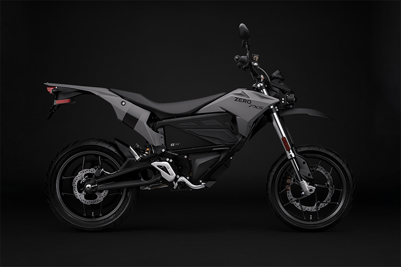 2019 Zero Motorcycles FXS ZF3.6 Modular in Muskego, Wisconsin - Photo 2