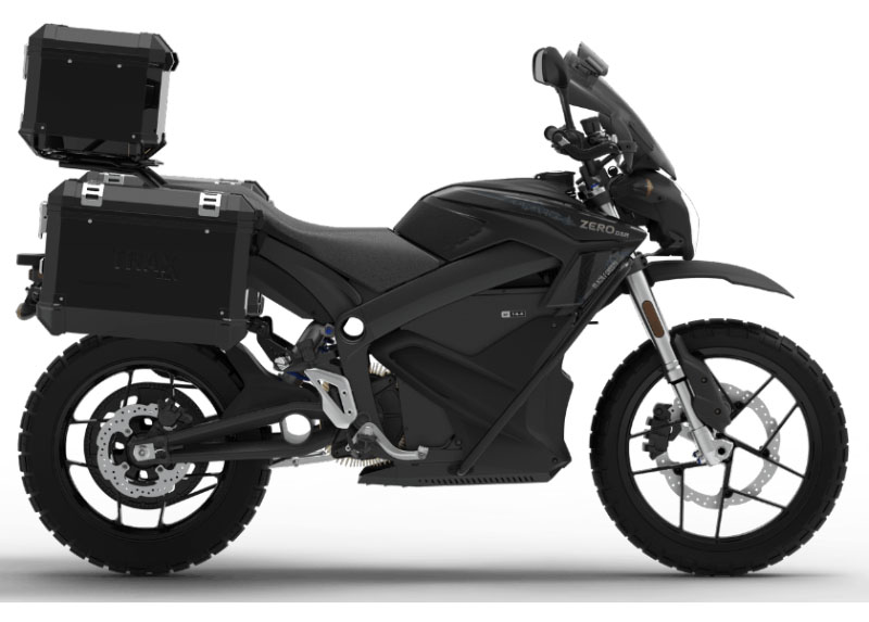 2020 Zero Motorcycles DSR/BF ZF14.4 + Charge Tank in Ferndale, Washington - Photo 1