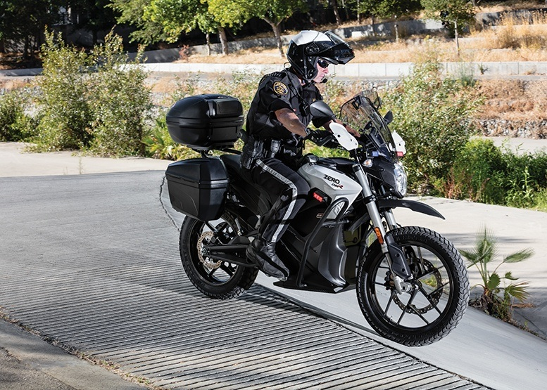 2020 Zero Motorcycles DSRP NA ZF14.4 in Allen, Texas - Photo 13
