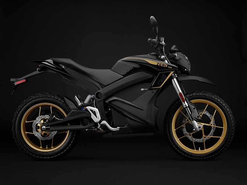 2020 Zero Motorcycles DSR ZF14.4 in Muskego, Wisconsin - Photo 2