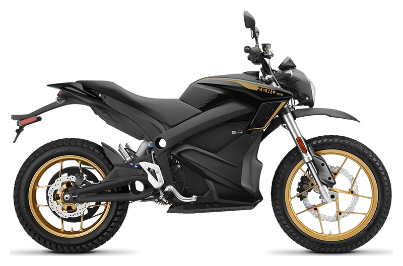 2020 Zero Motorcycles DSR ZF14.4 in Tampa, Florida - Photo 1