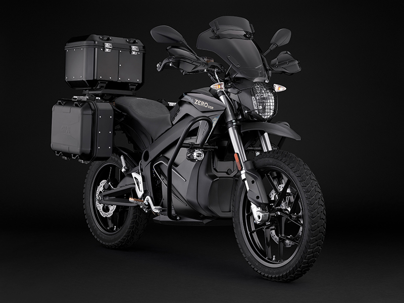 2020 Zero Motorcycles DSR ZF14.4 Black Forest in San Francisco, California - Photo 3